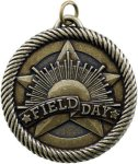 Value Field Day Medal Academic Medals