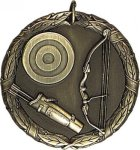 Wreath Archery Medal Archery Medals