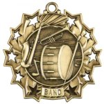 Ten Star Band  Medal Band Medals
