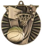 Victory Basketball Medal Basketball Medals