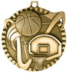 Victor Basketball Medal Basketball Medals