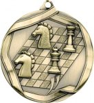 Ribbon Chess Medal Chess Medals