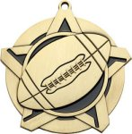 Super Star Football Medal Football Medals