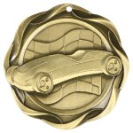 Fusion Pinewood Derby Medal Fusion Medals