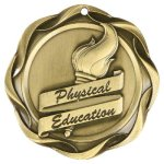 Fusion Physical Education Medal Fusion Medals