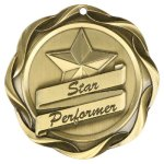 Fusion Star Performer Medal Fusion Medals