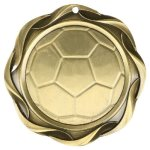 Fusion Soccer Medal Fusion Medals