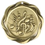 Fusion Music Medal Fusion Medals
