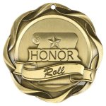 Fusion Honor Roll Medal Fusion Medals