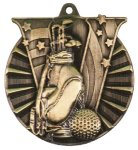 Victory Golf Medal Golf Medals