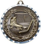 Diamond Cut Hockey Medal Hockey Medals