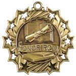 Ten Star Honor Roll  Medal Honor Roll Medals