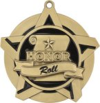 Super Star Honor Roll Medal Honor Roll Medals