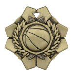 Imperial Basketball Medal Imperial Medals