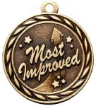 Scholastic Most Improved Medal Most Improved Medals