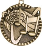 Victor Music Medal Music Medals