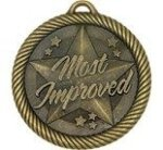 Value Most Improved Medal MVP Medals