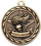 Scholastic Physical Education Medal Physical Education Medals