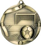 Ribbon Soccer Medal Ribbon Medals