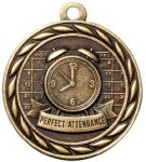 Scholastic Perfect Attendance Medal Scholastic Medals