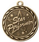 Scholastic Star Performer Medal Scholastic Medals