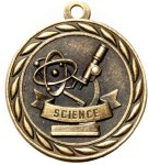 Scholastic Science Medal Scholastic Medals