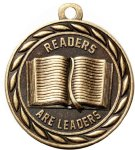 Scholastic Readers Are Leaders Medal Scholastic Medals