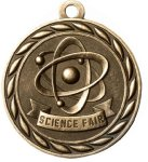 Scholastic Science Fair Medal Science Medals