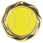 Fusion Softball Medal Softball Medals