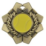 Imperial Softball Medal Softball Medals