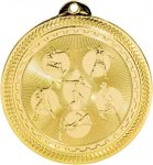 BriteLazer Field Events  Medal Track Medals