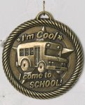 Value I'm Cool In School Medal Value Medals