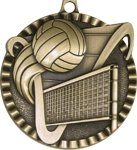 Victor Volleyball Medal Volleyball Medals