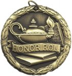 Wreath Honor Roll Medal Wreath Medals