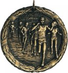 Wreath Cross Country Medal Wreath Medals