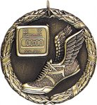 Wreath Track  Medal Wreath Medals